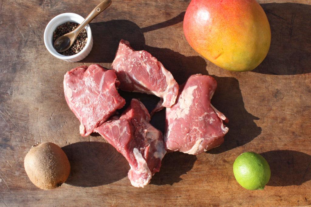 Têtes de filet mignon de Porc Noir de Bigorre