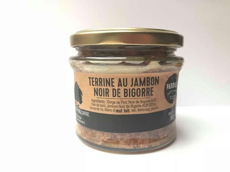 Terrine au Jambon Noir de Bigorre