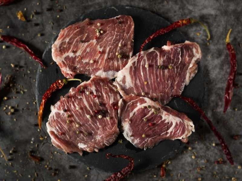 Carbonade Secreto Porc Noir de Bigorre